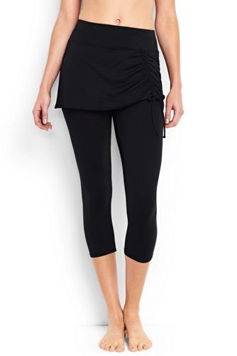 81ad386a27325 Lands' End | $53 | wardrobe in 2019 | Skirt leggings, Leggings ...