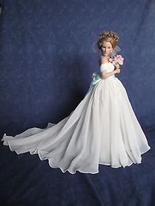 Details about she walks in beauty sandra bilotto bride doll #bridedolls ashton drake bride dolls - Google Search #bridedolls