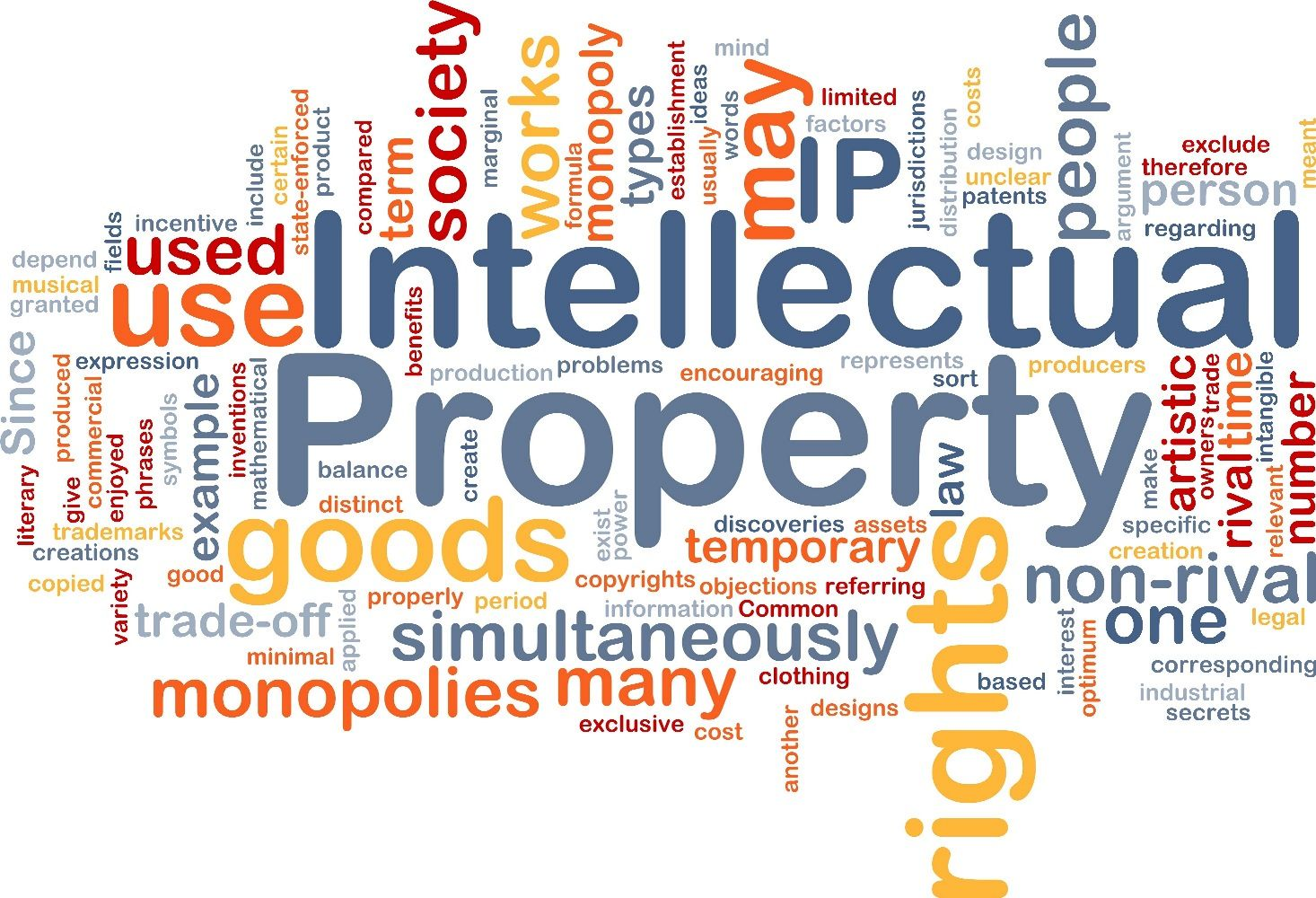 Learn Legal English terms & vocabulary for Intellectual Property  #BusinessEnglish