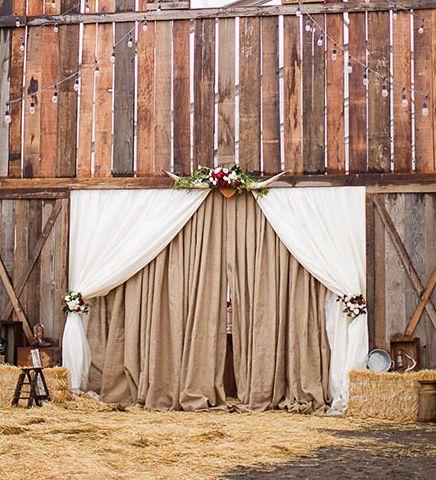 Elegant Pop Up Barn Wedding Laura Rob Barn Weddings