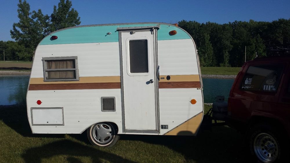 1979 Serro Scotty Sportsman Gaucho Serro Scotty Vintage Camper