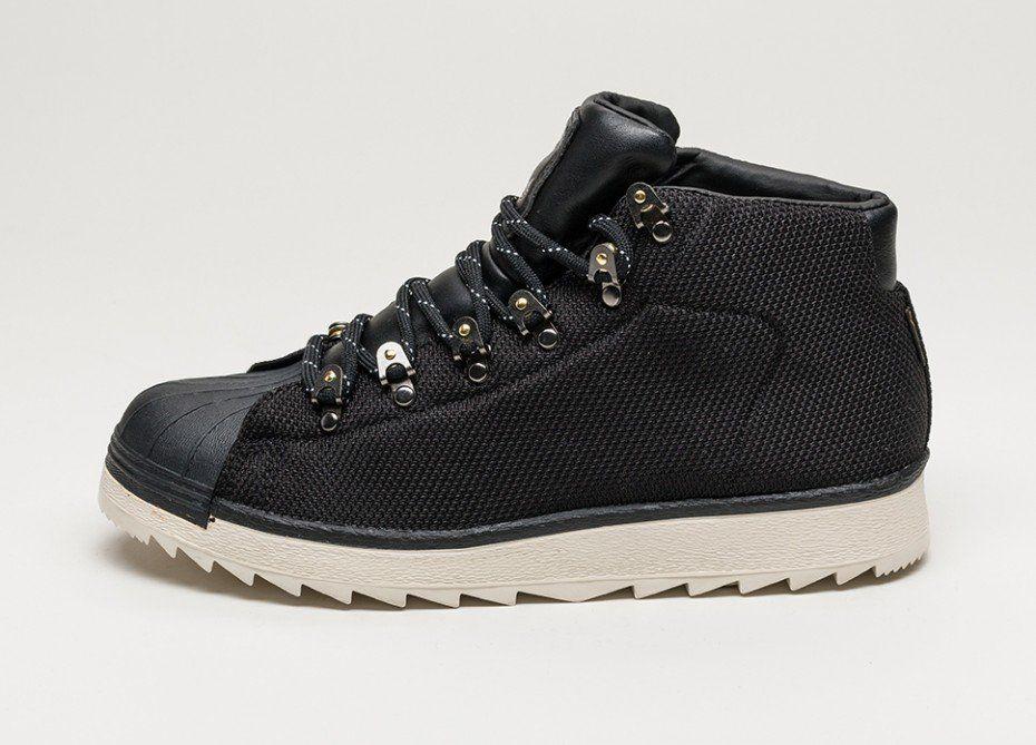 35d722033dd2 adidas Pro Model Boot Gore-Tex (Core Black   Core Black   Chalk White)