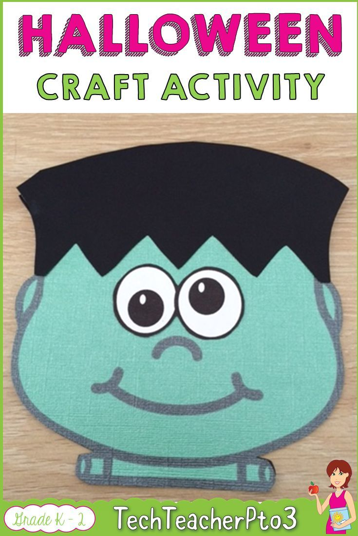 Halloween Craft Math and Literacy Activities | TpT Misc. Lessons ...