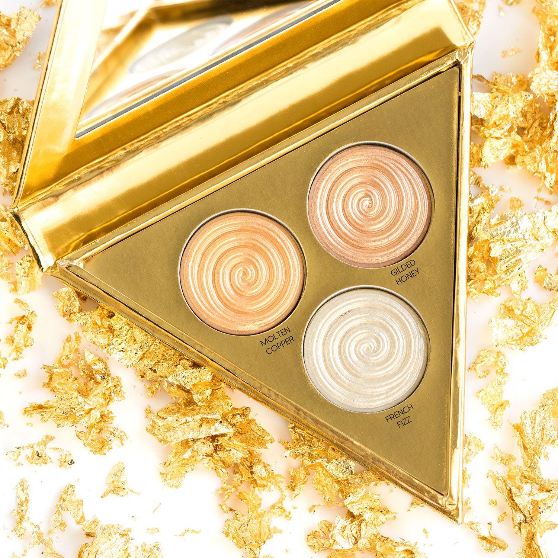 Laura Geller Dripping In Gold Illuminator Palette | Laura geller ...
