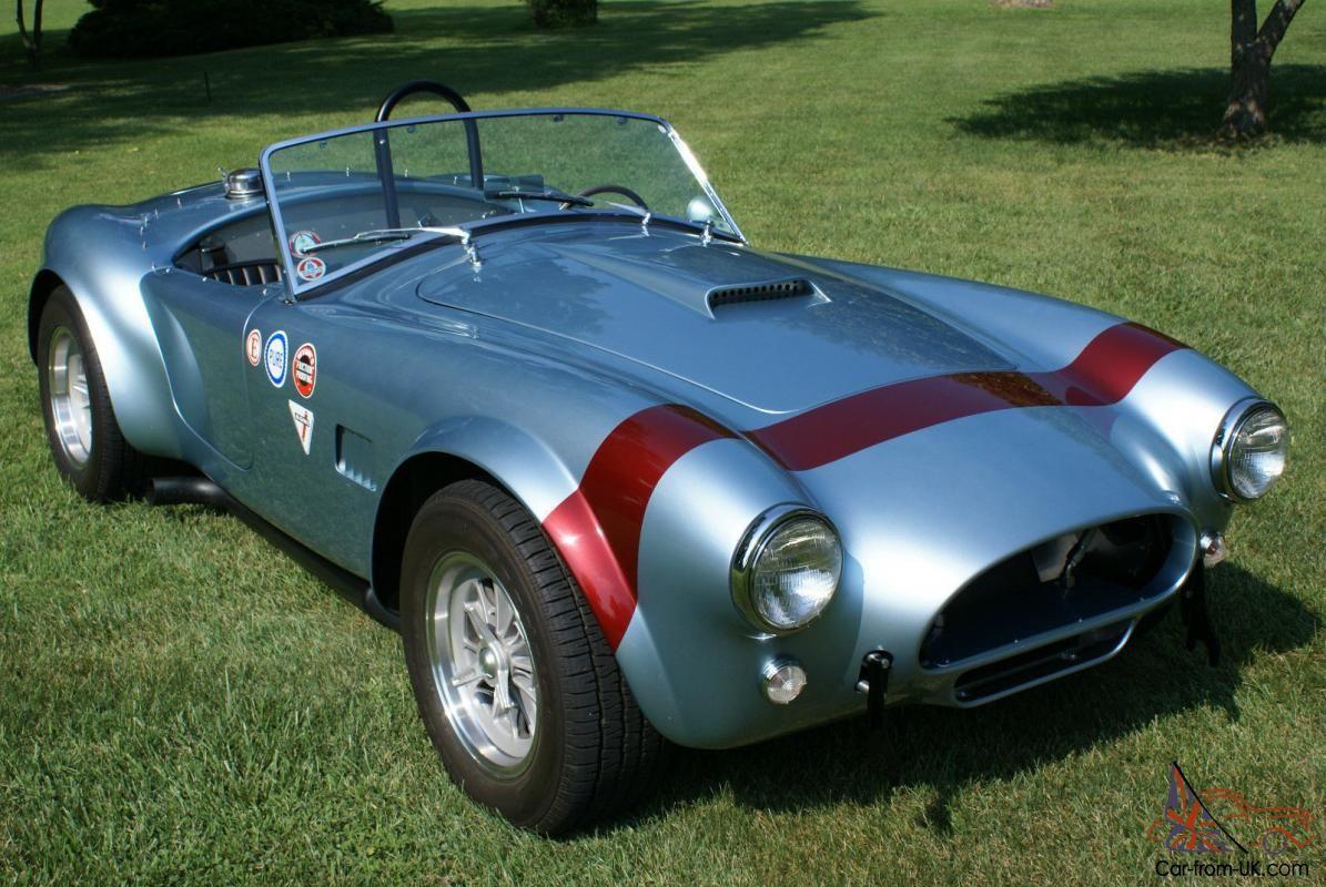 Shelby cobra replica era 289 fia car photo