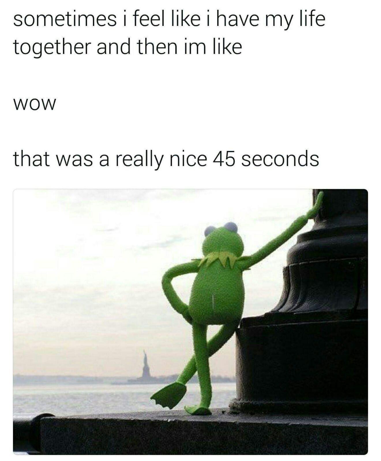 Sometimes I Feel Like I Have My Life Together And Workout Memes Funny Workout Memes Funny Memes