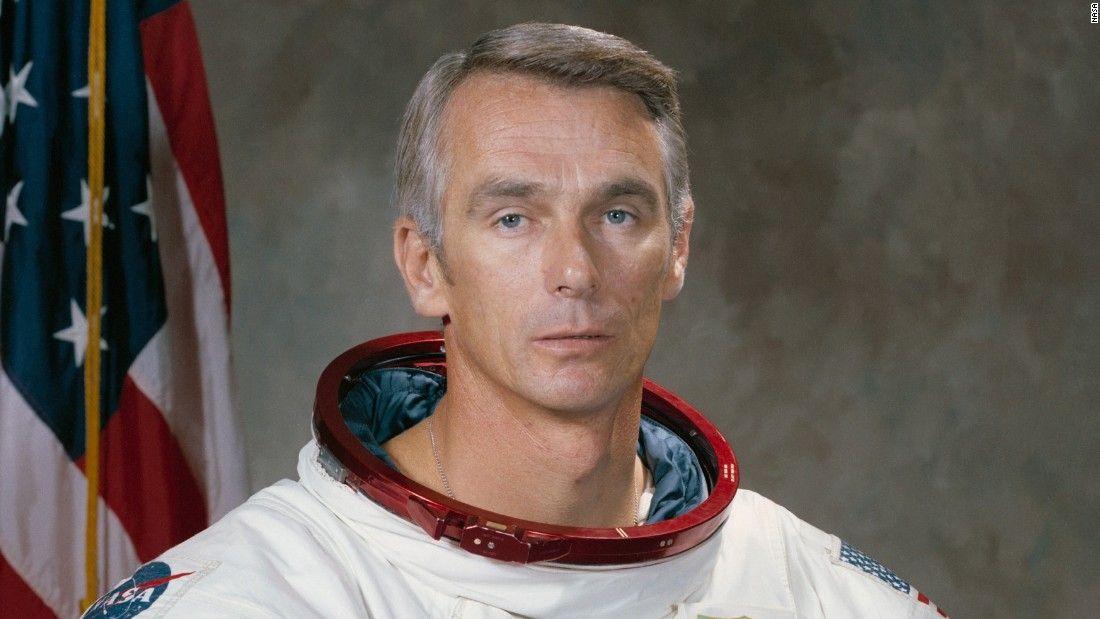 Supremecapitalgroup On Twitter Eugene Cernan Man On The Moon Last Man