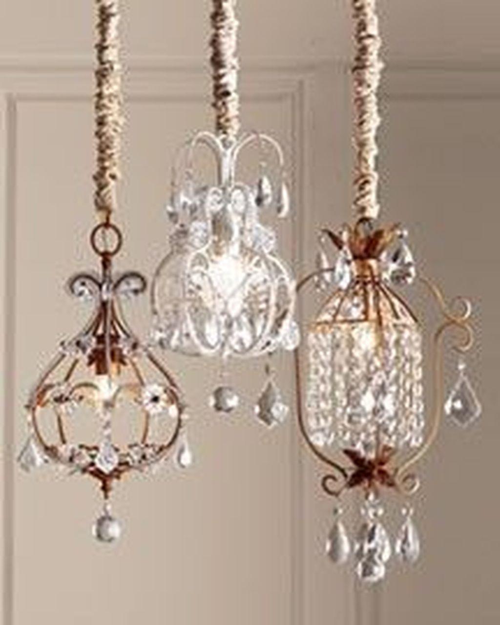 20 Beautiful Chandelier Lamp For Your Bedroom Trenduhome Mini Chandelier Diy Chandelier Chandelier Lamp