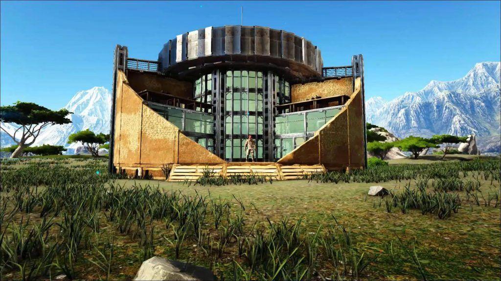 Ark Survival Evolved The 10 Best Base Builds Designs For Pve