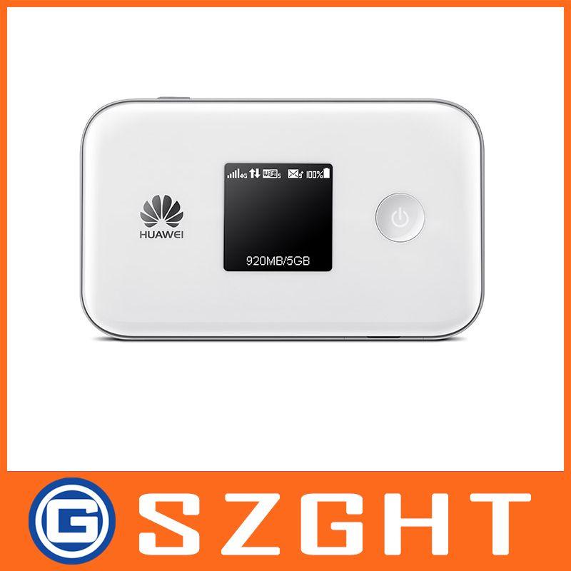Huawei E5377 Router 4G LTE Cat4 Mobile Hotspot Battery: 3560mAh