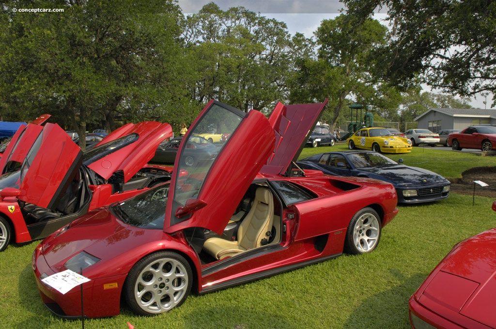 2001 Lamborghini Diablo SV