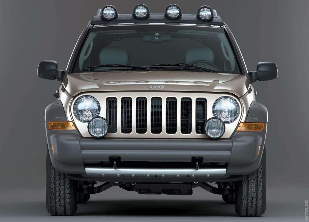 2005 Jeep Liberty Renegade 3 7 Jeep Liberty Jeep Liberty