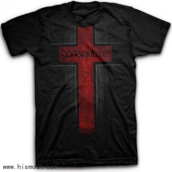 salvation red cross christian t shirts , #christian #cross
