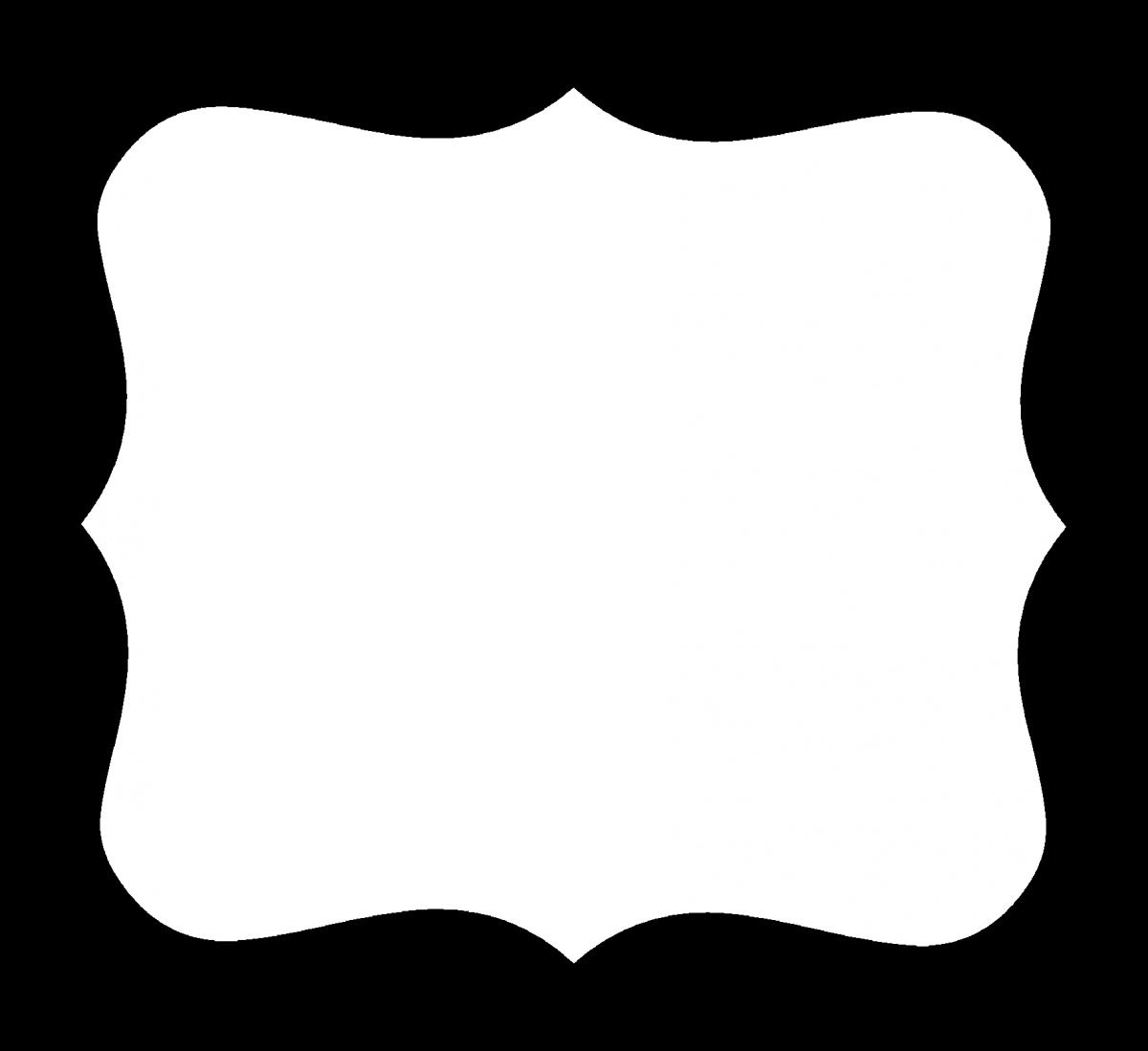 Fancy Label Shape Clip Art Label shapes, Svg shapes