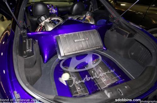 2001 Hyundai Tiburon Car Audio Install Car Audio Installation Hyundai Tiburon Installation