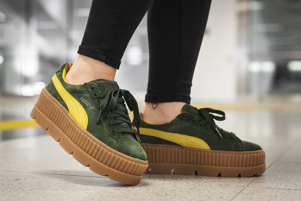 Puma x Fenty Cleated Creeper Suede Wn's,