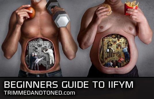 Photo of Total Beginners Guide To IIFYM! Eat What You