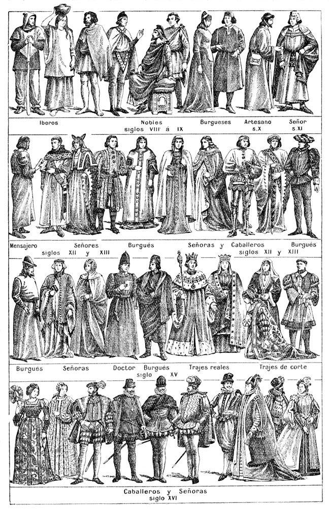 Historical Clothing Historical Costume Historical Clothing Antique Clothing