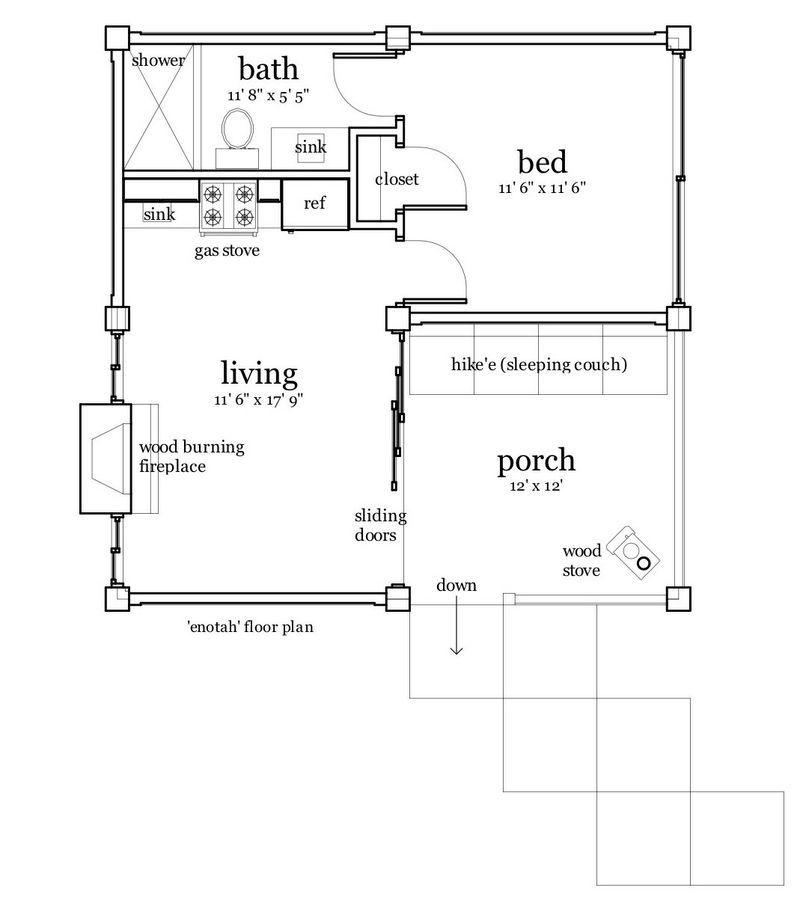 456 sq. ft.