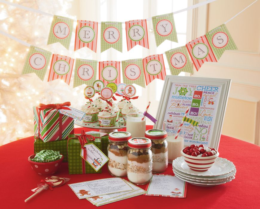 Exclusive #Christmas #Party #Printables from #MichaelsStores #holiday