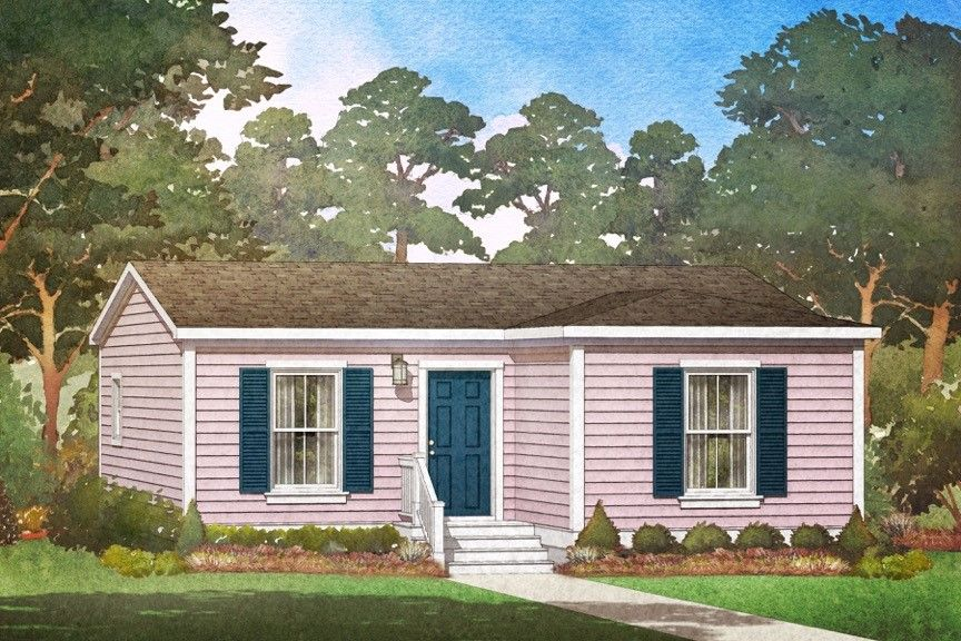Our Quaint Rebecca S Cottage Is The Perfect Mother In Law Suite Or Small Home Great Starter Home Or Get Awa Modular Homes Building Systems Small Modular Homes