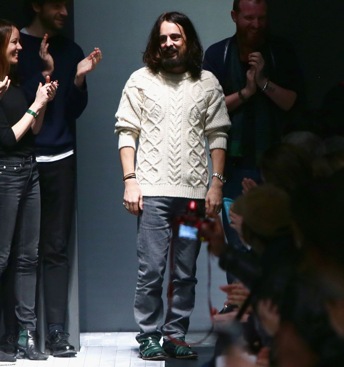 Gucci announces Alessandro Michele as its next creative director