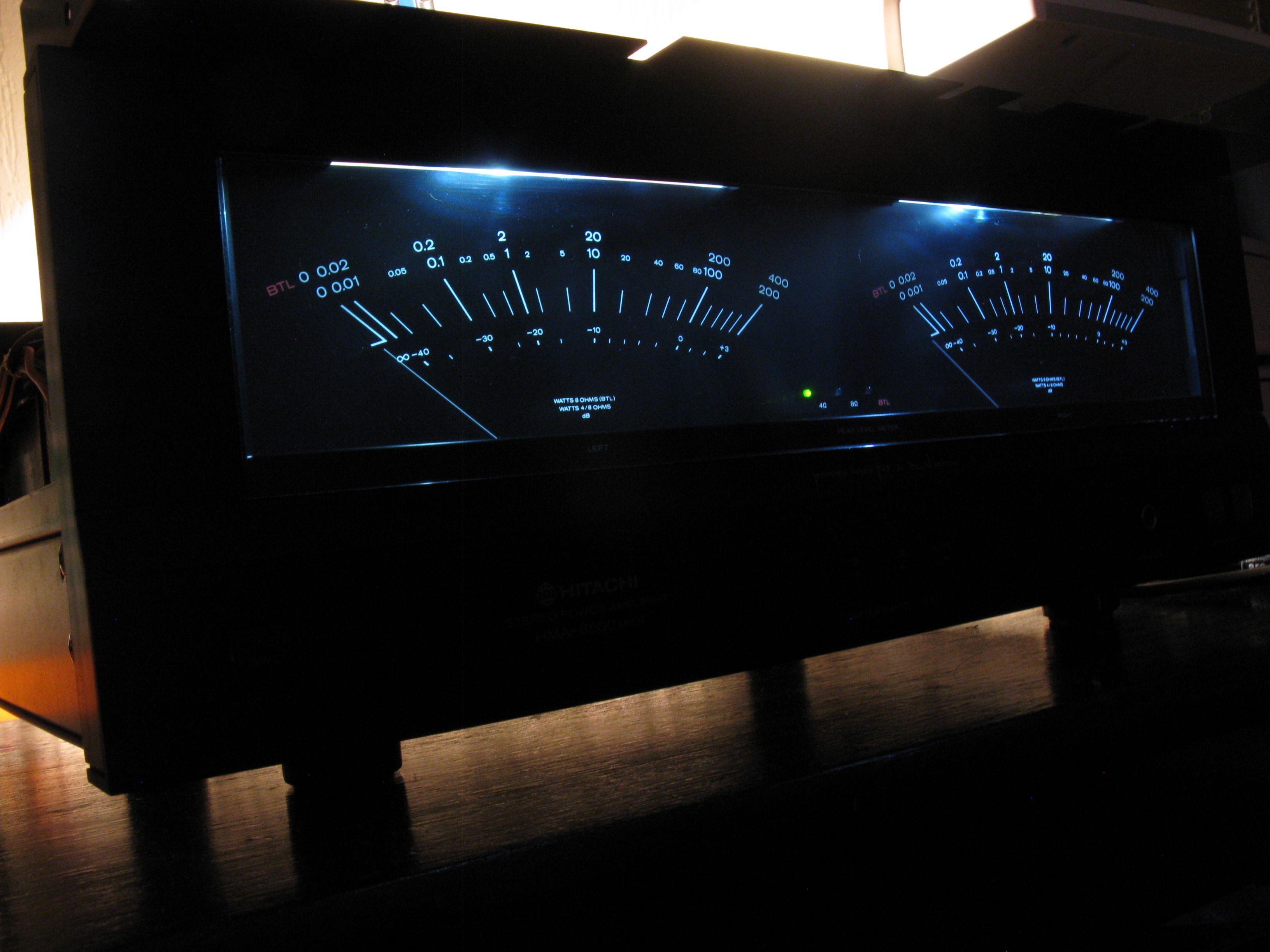 hitachi hma 8500 mk2 audio car vehicles automobile rolling stock cars [ 3264 x 2448 Pixel ]