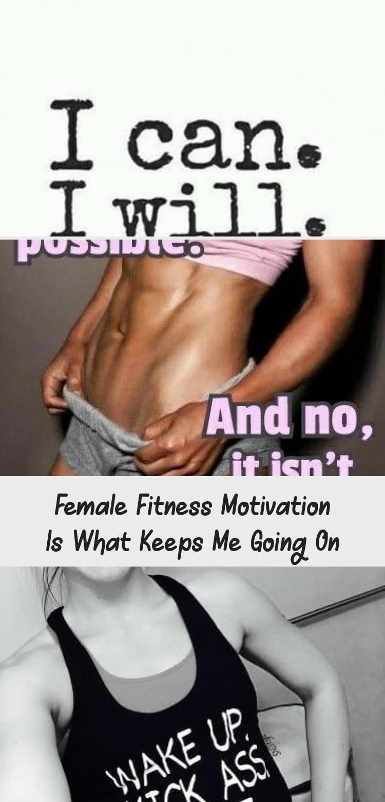 #Female #fitness #motivation is what keeps me going on #home_workouts #womensfitnessinspirationBeaut...