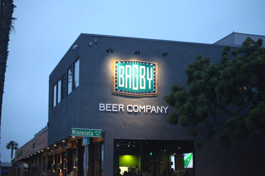 San Diego Brewery Restaurant Signage Creative Juices Signage Restaurant Signage Business Wall Signs Wall Signage