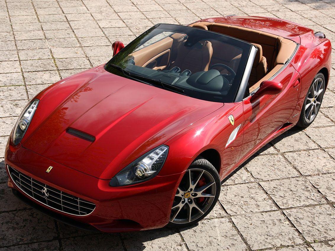 Ferrari California #CarFlash | Ferrari california, Old ...