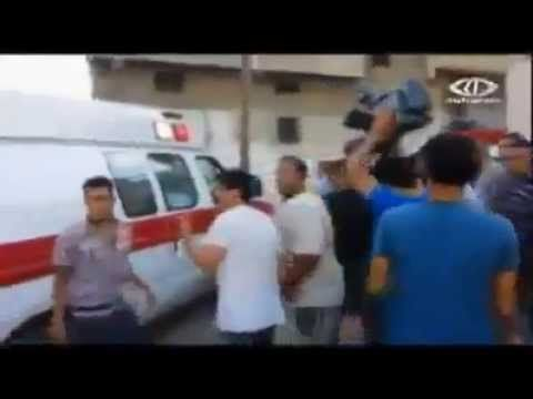 Ambulance Attacked by Israeli Forces