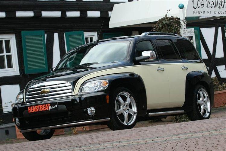HHR Chevrolet HHR Custom SUV Tuning HHR Love – Light Wiring Diagram 2007 Chevy Hhr