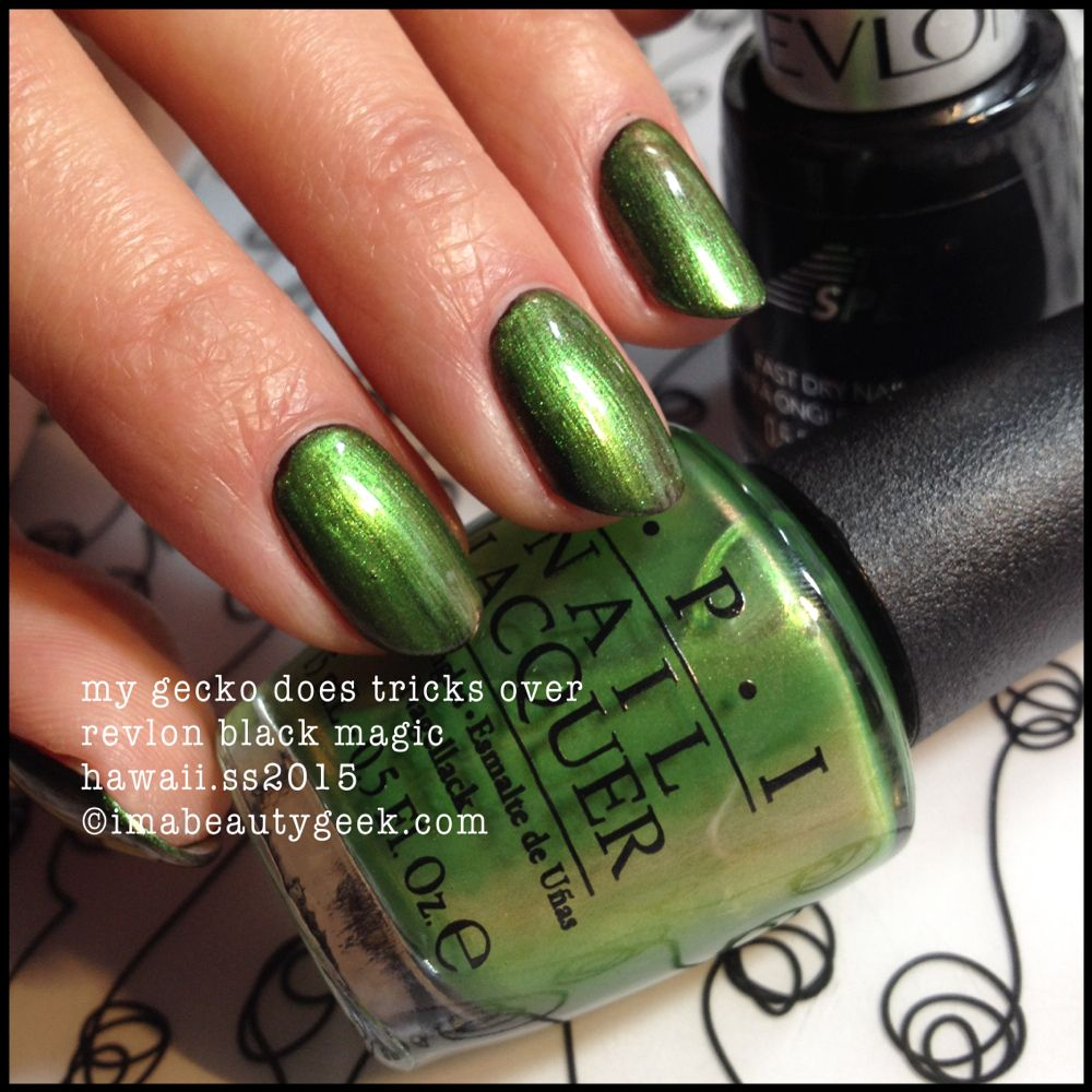 OPI HAWAII SPRING/SUMMER 2015: THE FIRST SWATCHES