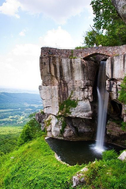 Rock City, Chattanooga, TN