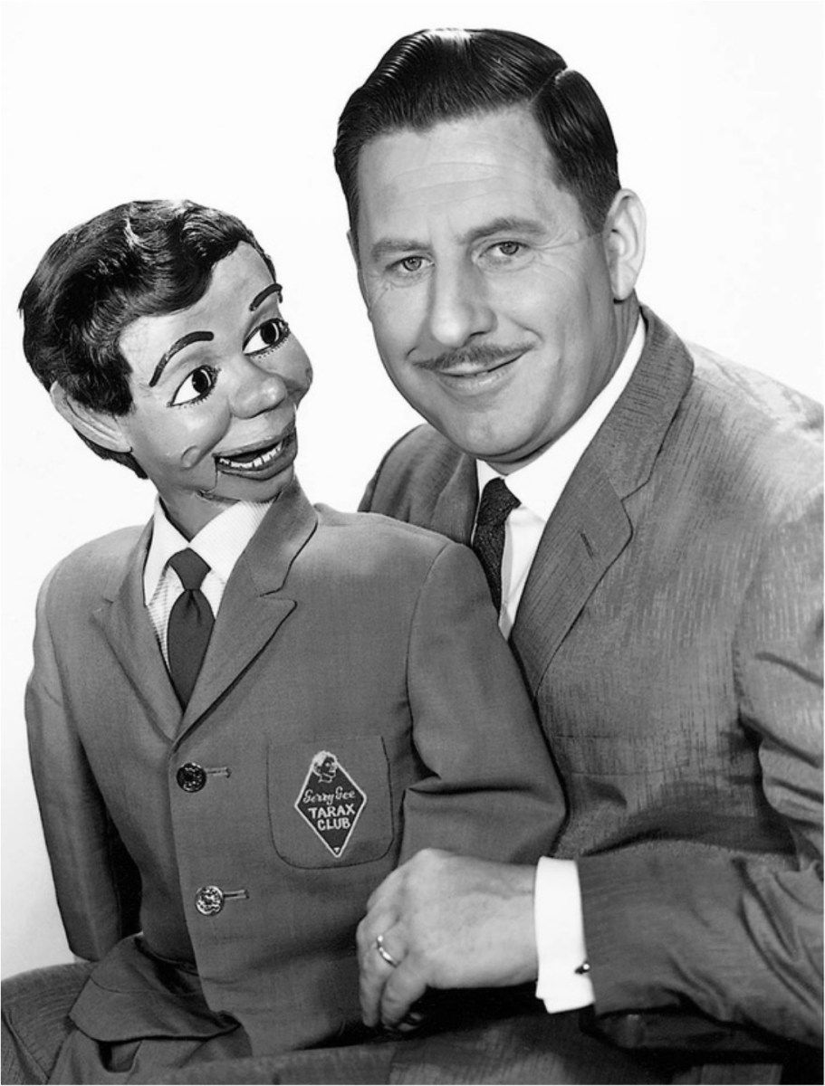 Gerry Gee - Australia's most famous puppet | Puppets