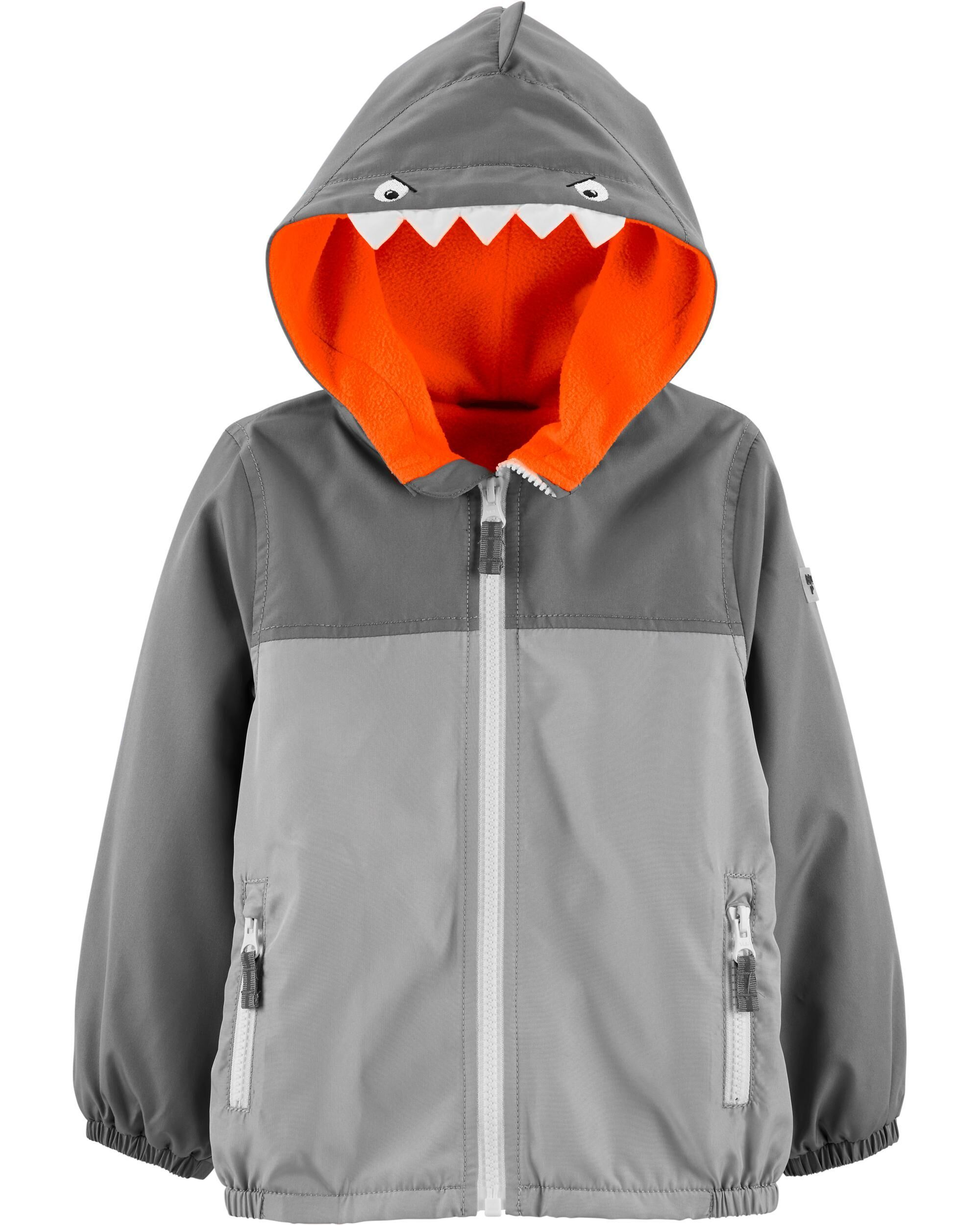 Mid Weight Shark Jacket Boy Outerwear Jackets Shopping Outfit [ 2500 x 2000 Pixel ]
