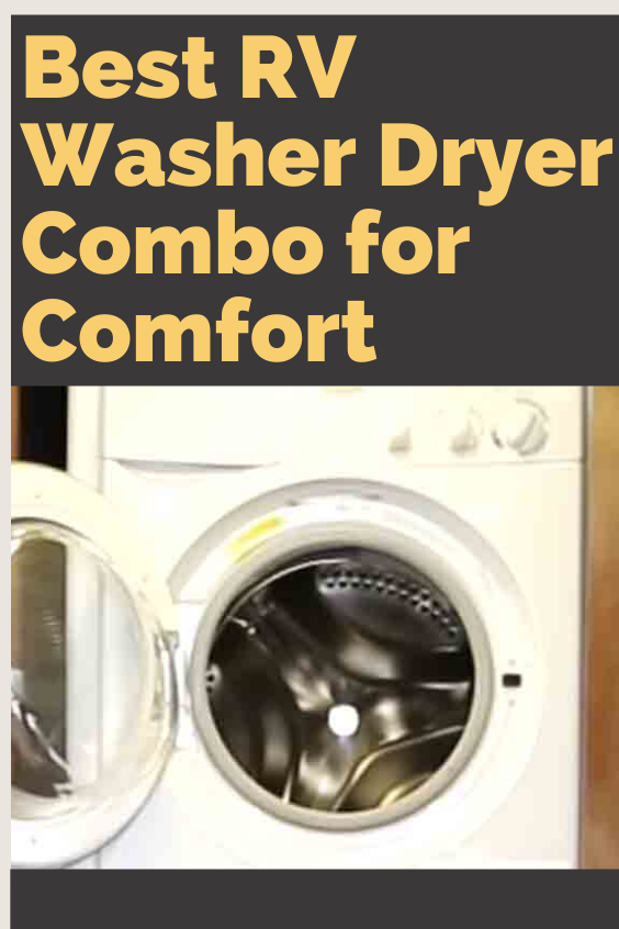 Photo of Best RV Washer Dryer Combo for Comfort