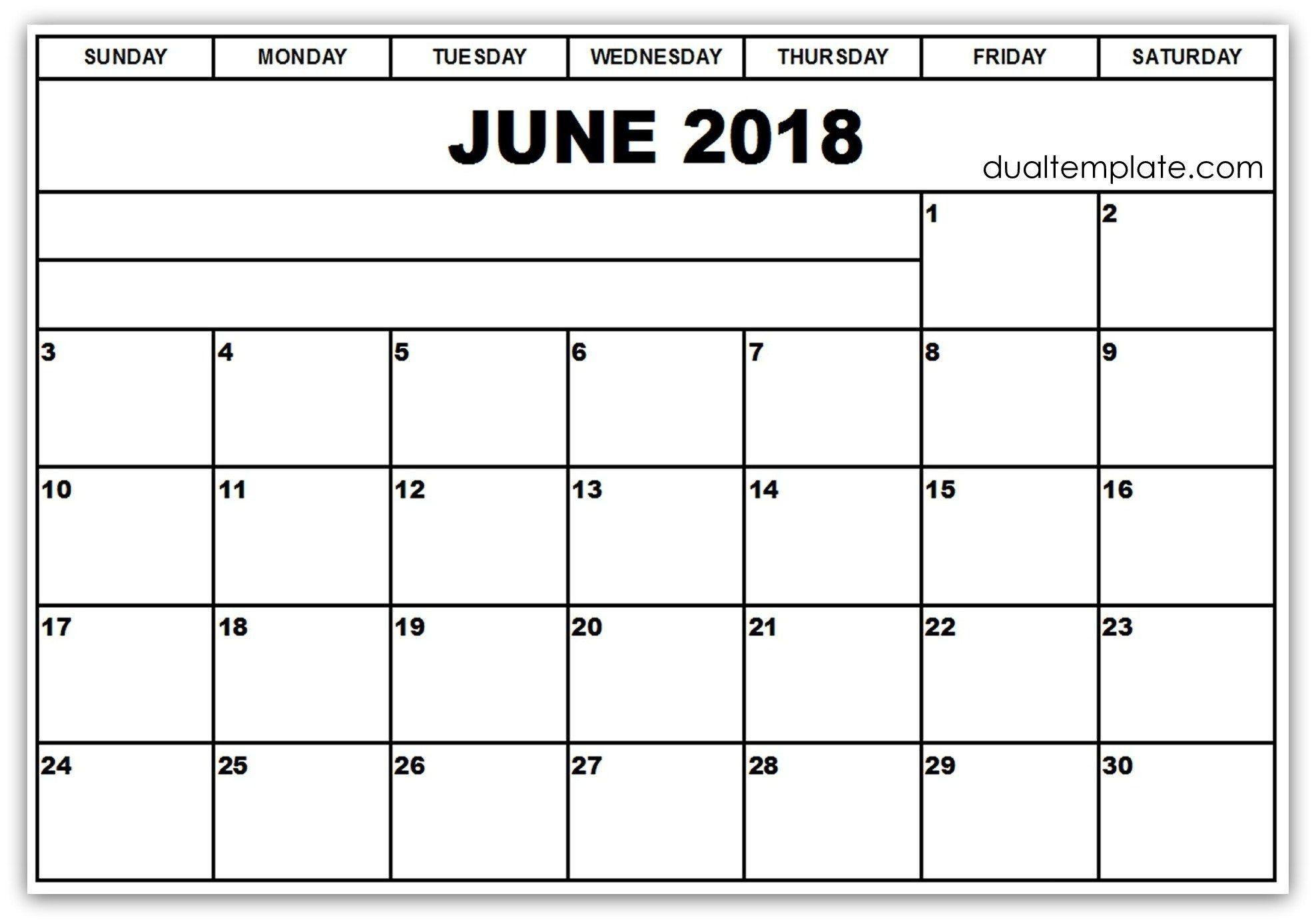 Pick June 2019 With Julian Dates Calendar Printables 2018
