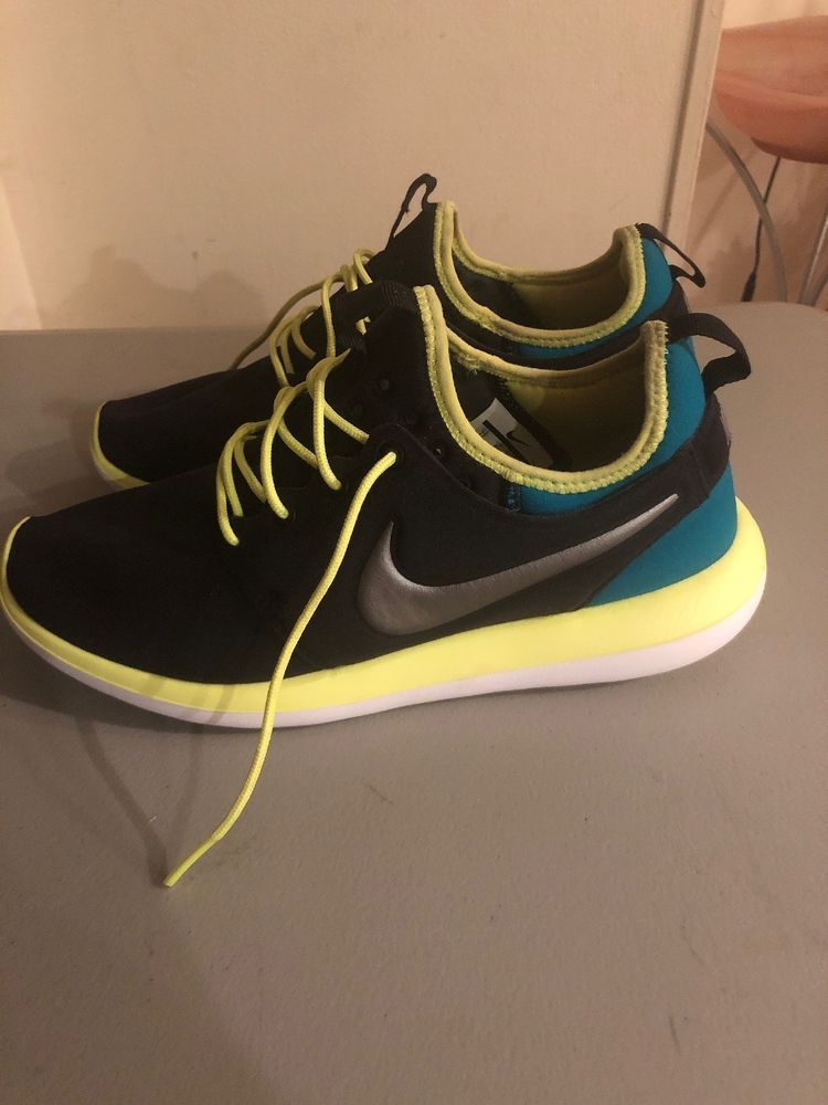 new product 5f49f eb783 NIKE ROSHE TWO 2 GS 844653-003 100% AUTHENTIC  fashion  clothing  shoes   accessories  kidsclothingshoesaccs  boysshoes (ebay link)