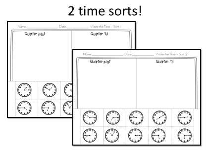 Time Worksheets : telling time worksheets quarter to half past ...