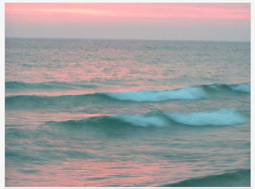 The Sound Of The Waves Beach Color Seascape Ocean