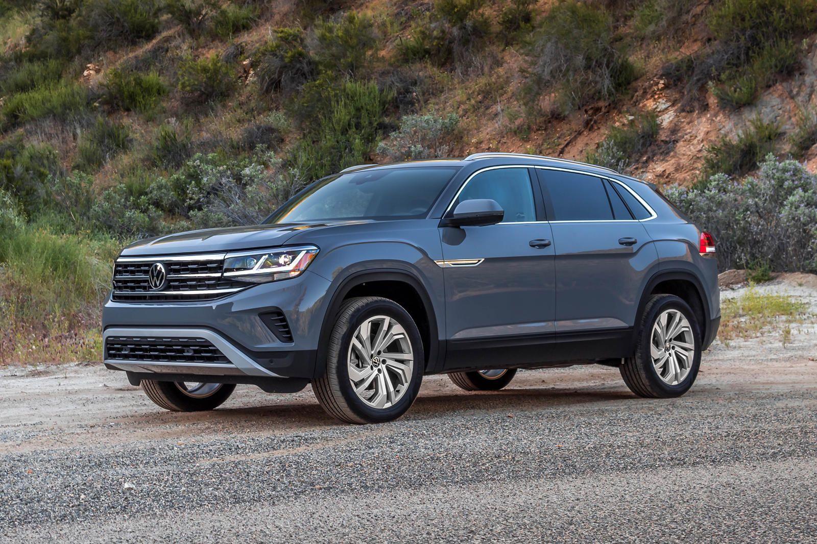 2020 Volkswagen Atlas Cross Sport Test Drive Review Fewer Seats More Personality In 2020 Volkswagen Atlas Volkswagen Interior