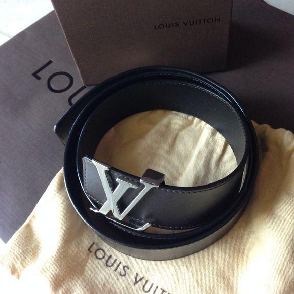 08ca96669748 LV men belt M9887 Very good condition Louis Vuitton Accessories Belts