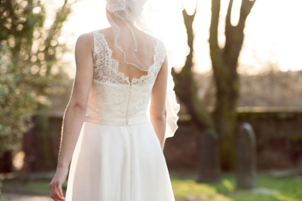 Adventure: The new collection of short wedding dresses by Tobi Hannah