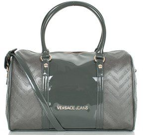 ffc9dff984 Versace Jeans Grey E1VGBBW6 Women s Bowling Bag on shopstyle.co.uk ...