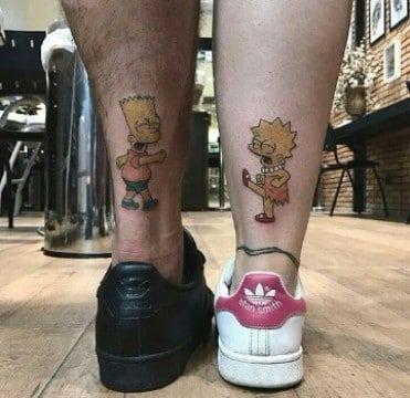 Ideas Para Diseños De Tatuajes De Hermano Y Hermana Ideas De