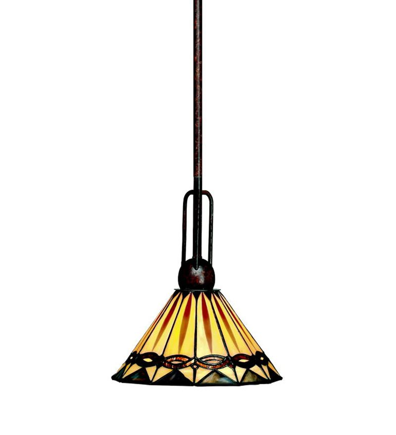 Mission Style Pendant Light. Would Love In Kitchen Over