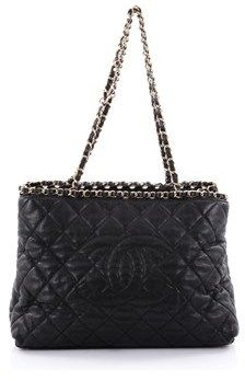 0959aada17bb Chanel Pre-owned  Chain Me Tote Quilted Calfskin Medium.