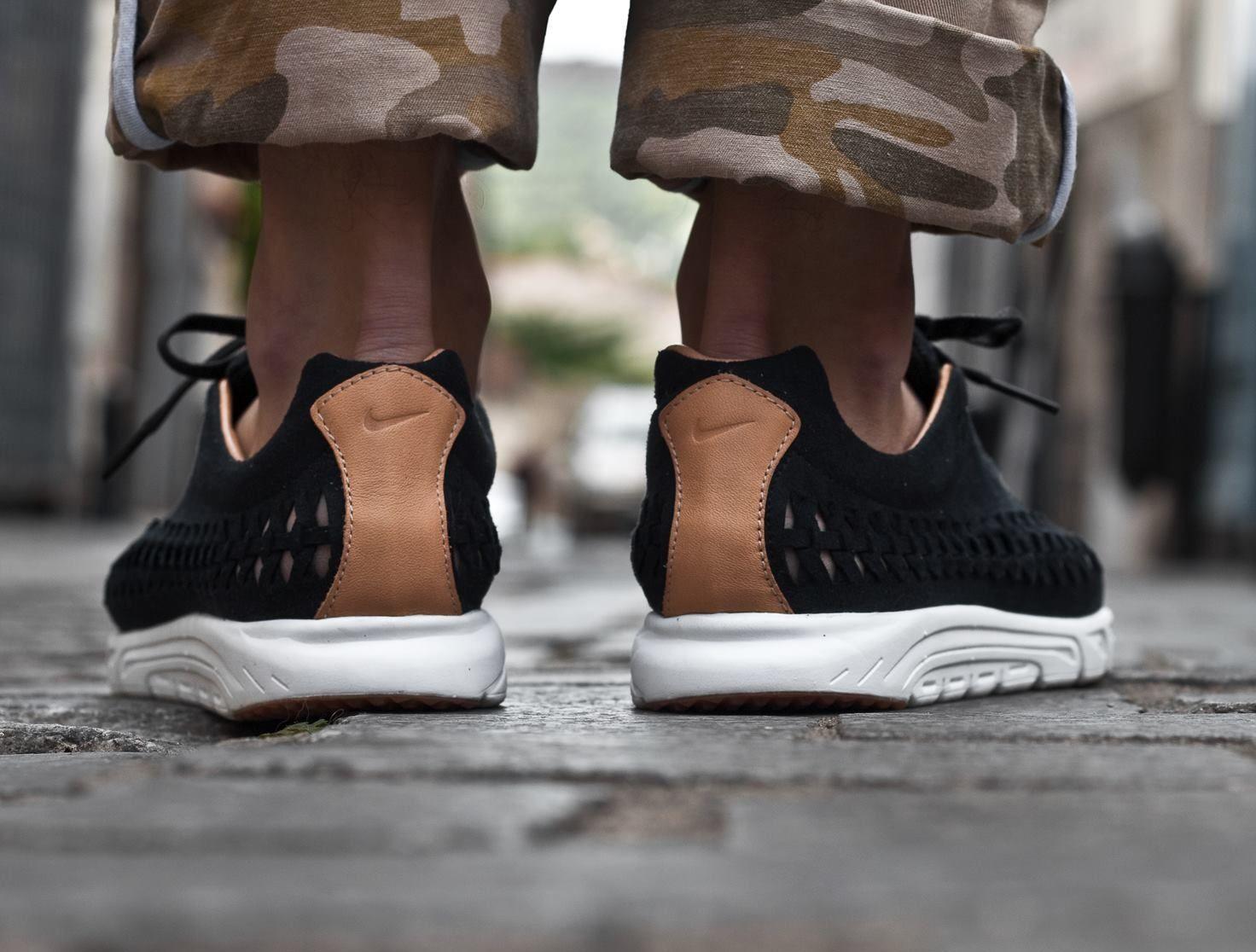 Nike Mayfly Woven: Nike negro Zapatillas: Nike Woven: Mayfly Pinterest Nike a0b111