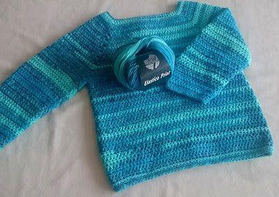 Häkeln Kinderpullover Häkeln Kinderkleidung Häkeln Handmadebykw